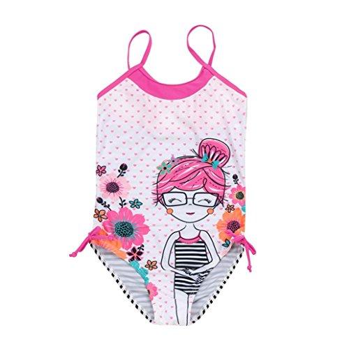 Bañador Niña K-Youth® Verano Conjunto Bikini Niñas