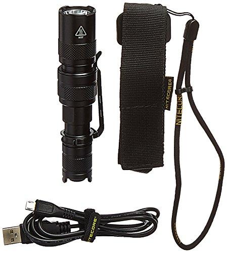 NiteCore Taschenlampe LED - Multitask Hybrid Serie, NC-MH1A 550 Lumen