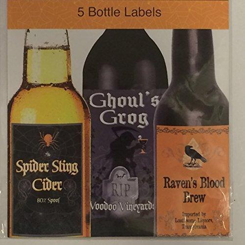 spooky-village-halloween-5-bottle-labels-by-spooky-village