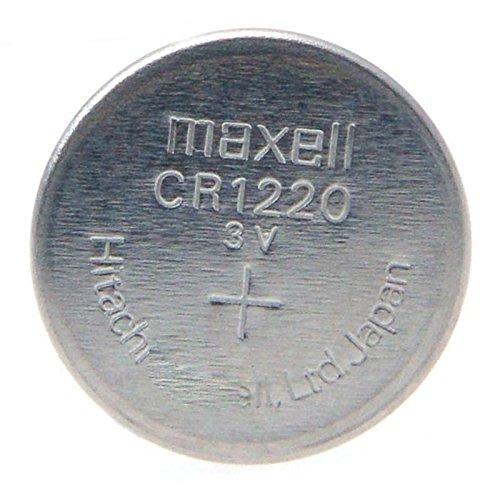 Maxell Pile bouton Lithium 3V Lot de 5