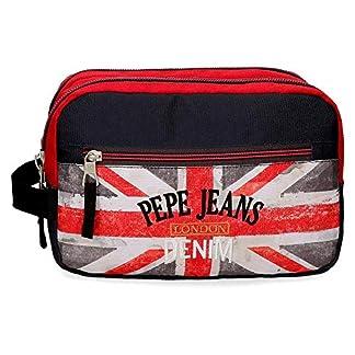 Neceser dos compartimentos adaptable Pepe Jeans Calvin