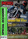 MOTO JOURNAL [No 1442] du 19/10/2000 - DUCATI S4MONSTER 916 - SPECIAL OCCASION -...