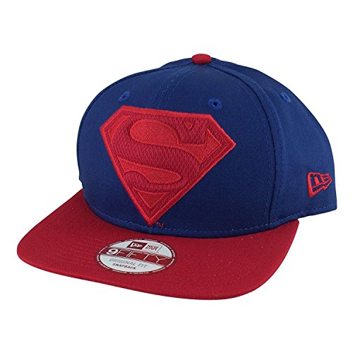 DC Comics Superman Herofill Snapback Baseball Cap
