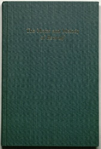 Metre and Melody of Beowulf by Thomas Cable (1974-11-21)