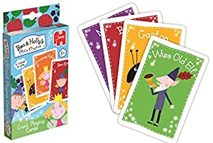 Ben & Holly Little Kingdom Giant Playing Cards