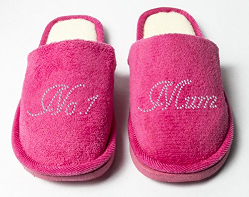 pink-crystal-no1-mum-best-house-slippers-personalised-rhinestone-home-slippers-gift