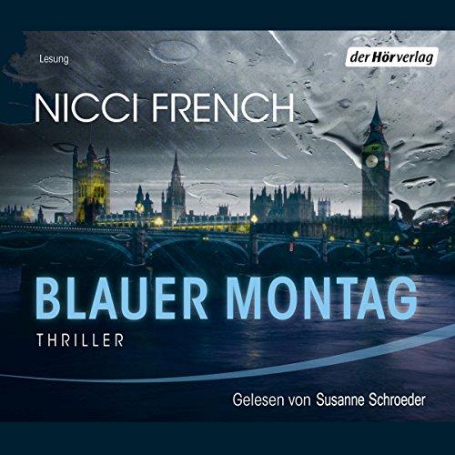 Buchseite und Rezensionen zu 'Blauer Montag' von Nicci French