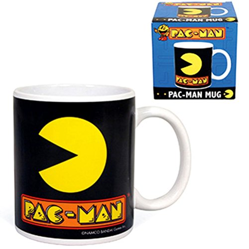 Official Pac-Man Coffee Mug - Gift Boxed