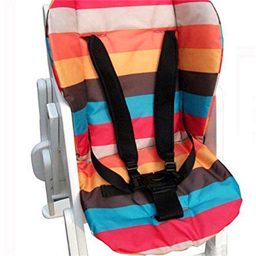 Baby Laufgurt-Schutzgurt für Buggy Kinderwagen Hochstuhl Textile mit 2 Schulterpolsterung