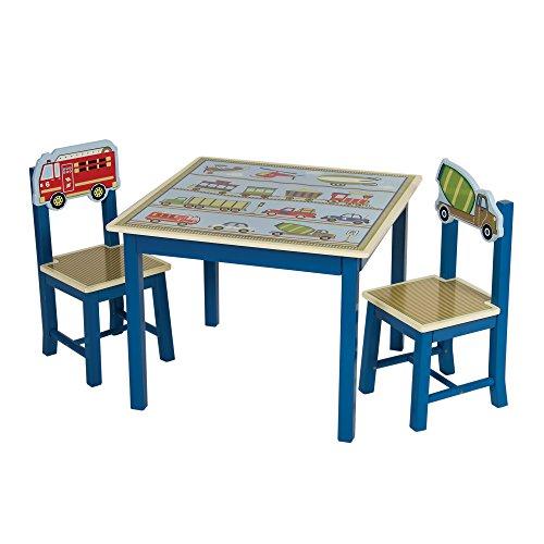 GuideCraft beweglichen All Around Set Tisch und Stühle -