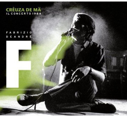 Creuza De Ma - Il Concerto1984 [2 CD]
