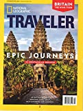 National Geographic Traveler - Feb/March 2019 - Epic Journeys