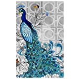 #8: Generic 5D Diamond Painting Embroider Cross Stitch Craft DIY Home Decor Peacock#2