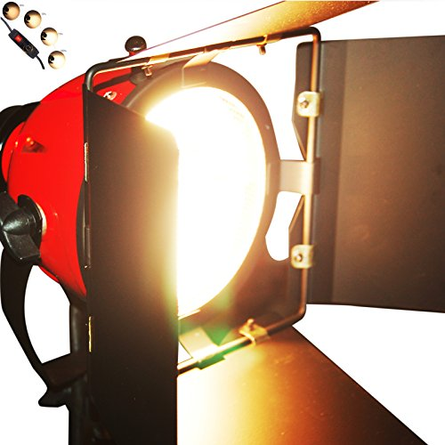 photo-studio-vido-redhead-red-head-light-lamp-kit-dclairage-continu-dimmer-construit-en-earthed