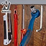 WINTEX 20 Mini Magnete N45 für Glas-Magnetboards / Magnettafeln / Kühlschränke, Maße 6 x 3 mm, mit sehr starker Haftung und 2 Jahren Zufriedenheitsgarantie - 4