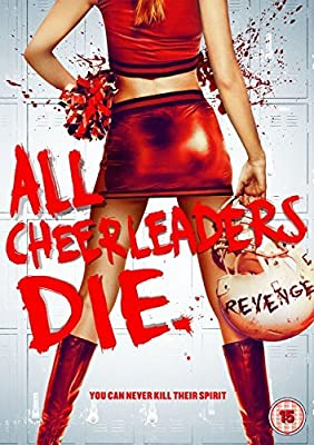 All Cheerleaders Die [2013] [DVD] by Caitlin Stasey