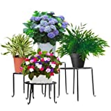 Trust basket Aesthetic Planter Stands - Set of 4