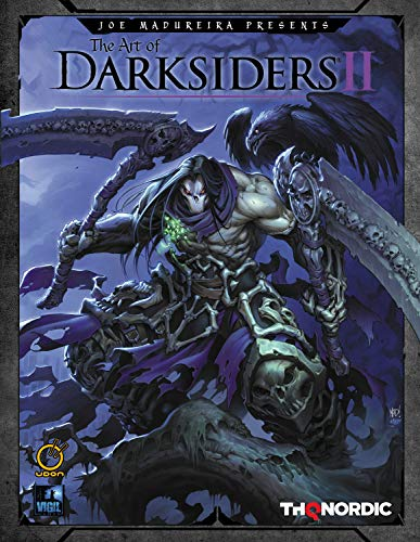 The Art of Darksiders II por THQ