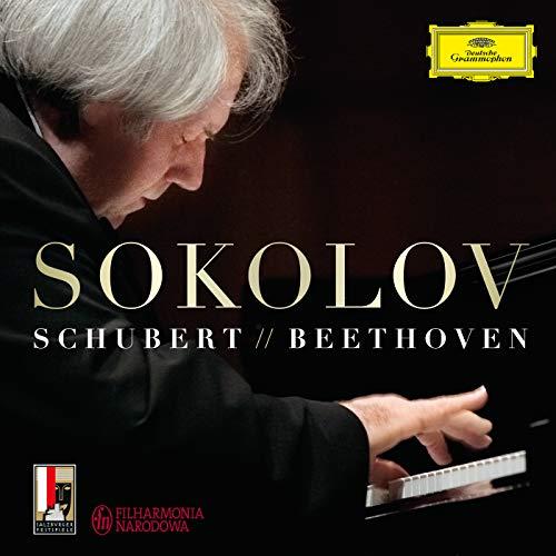 Blick Label (Sokolov: Schubert / Beethoven)