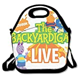 The Backyardigans Live Lunch Tote Bag