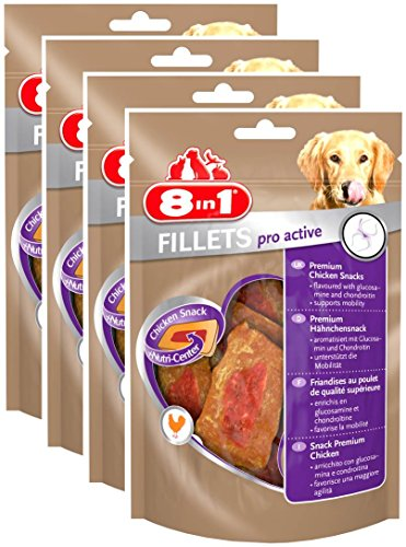 8in1 Fillets Pro Active Friandise Poulet Chiens de...