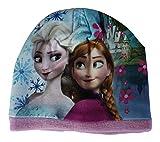 Palleon Die Eiskönigin Frozen Mädchen Wintermütze Kinder Mütze 52 / pink
