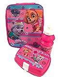 Best Kids Lunchboxes - Kids Childrens 3D Disney Marvel Lunch Bag Set Review