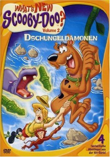 What's New Scooby-Doo?- Dschungeldämonen