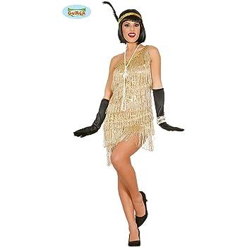 Costume da ballerina di charleston anni 20 taglia M  Amazon.it ... 555082bc710