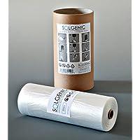 200M de lámina de solgenic para–disposición contenedores de pañales Angelcare y Sangenic & Litter Locker