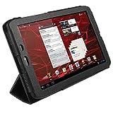 iGadgitz A1567 Funda para Tablet 20,8 cm (8.2') Folio Negro - Fundas para Tablets (Folio, Motorola, XOOM 2 Media Edition Droid XYBOARD 8.2, 20,8 cm (8.2'), Negro)