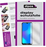 dipos I 2X Protection ecrán compatible avec Doogee Y8 Films de Protection d'écran Transparent