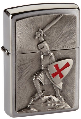 zippo-crusade-victory-emblem-windproof-pocket-lighter-chrome