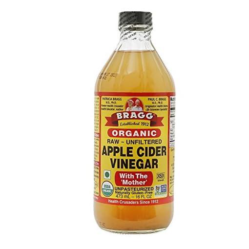 - 51L3Ym5SEAL - Bragg Organic Raw Apple Cider Vinegar – 473 ml