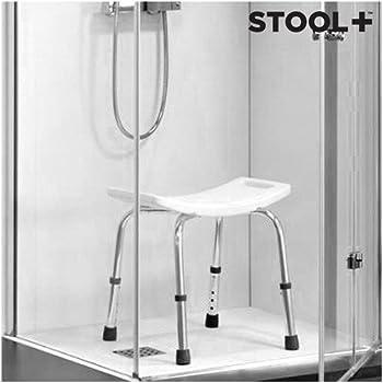 Ausilio sedia da doccia per anziani disabili altezza ...