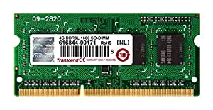 Transcend 4GB DDR3L 1600 LAPTOP RAM