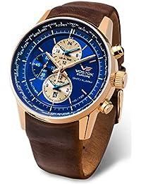 Vostok Europe Reloj de caballero YM26-565B293