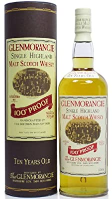 Glenmorangie - 100 o Proof (1 Litre) 10 year old