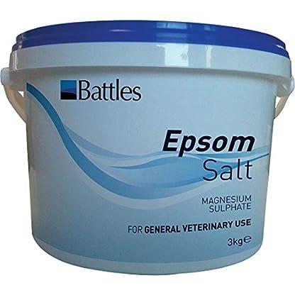 Battles Epsom Salts Magnesium sulphate, 1 kg 1