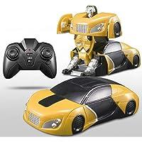 Markc La deformación Escalada remoto Control de Pared de coches King Kong niño robot de coches de juguete eléctrico de succión pared del coche Los niños de alta velocidad de deriva del truco de cuatro