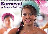 Bolivien - Karneval in Oruro (Wandkalender 2017 DIN A2 quer): Farbenprächtige Bilder von dem bolivianischen Karneval, der zum Weltkulturerbe gehört (Monatskalender, 14 Seiten )