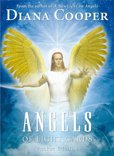 Angels of Light Cards Pocket Edition por Diana Cooper