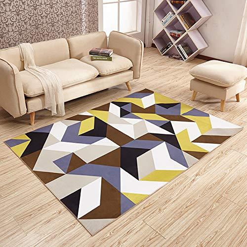 Klein Ball Teppich-Moderne weiche teppiche für Wohnzimmer Schlafzimmer teppiche Metall Stil Bereich Teppich Hause Carpet bodentür Matte decoartive tapete Wohnzimmer 120x160 cm