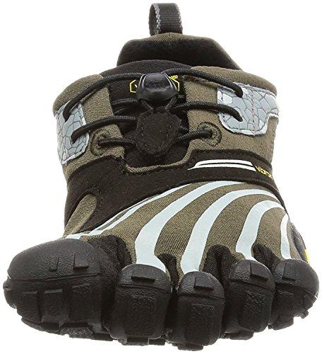 Vibram Five Fingers Grado Woman Shoes Sports, Grey (Smoked Pearl), 37 EU