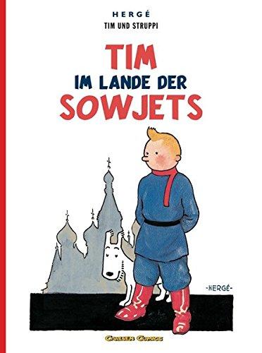 Tintin Chez les Soviets (Carlsen)