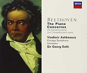 Beethoven: The Piano Concertos (Decca Collectors Edition)