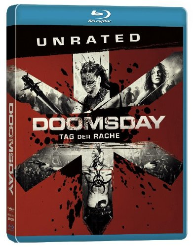 Doomsday - Tag der Rache (UNRATED) Blu-ray