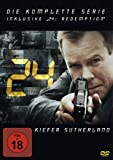 "24 - The Complete Collection inklusive ""24: Redemption"" (55 Discs)"
