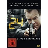 "24 - The Complete Collection inklusive ""24: Redemption"""