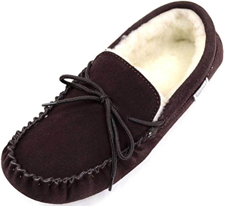 efb947bac8e073 snugrugs mocassins en daim garnitures chaussons de laine de de de daim  seul.taille 8 b006xtv9mu parent | Les Clients D'abord 3d3e82